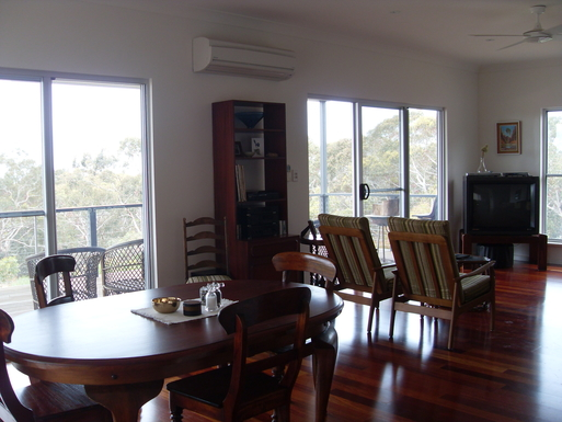 Home exchange in,Australia,Mosquito Hill,Lounge/ Dining
