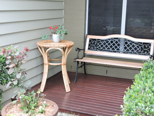 Home exchange in,Australia,Worrigee,Front Porch