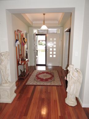 Home exchange in,Australia,Worrigee,Entrance Foyer