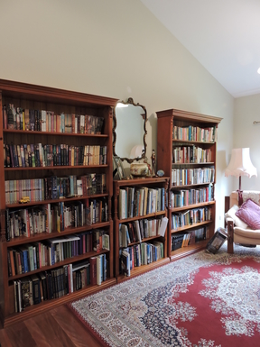 Home exchange in,Australia,Worrigee,Library/Lounge Room
