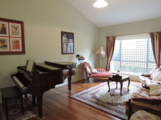 Home exchange in,Australia,Worrigee,Grand Piano and Lounge Room