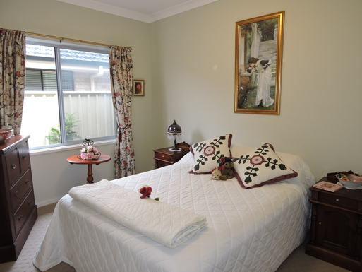 Home exchange in,Australia,Worrigee,The Rose Room