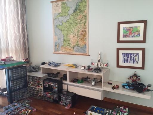 BoligBytte til,Singapore,Singapore,Mini Legoland: a fraction of the Legos children ca