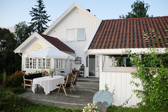 BoligBytte til,Norway,Kapp,The kitchen is connected to the porch