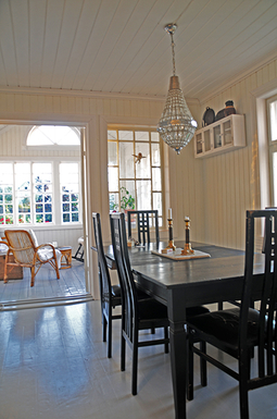 BoligBytte til,Norway,Kapp,Dining table and winter garden