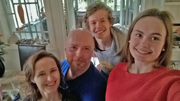 BoligBytte til,Norway,Kapp,All the best. Nina, Petter, Michael & Norma