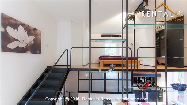 Wohnungstausch in Italien,Roma, Lazio,Apartment of 45mq located in Trastevere.,Home Exchange Listing Image