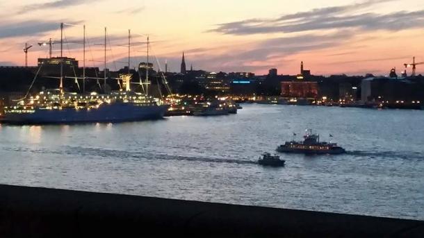 BoligBytte til,Sweden,Stockholm,Stockholm by night