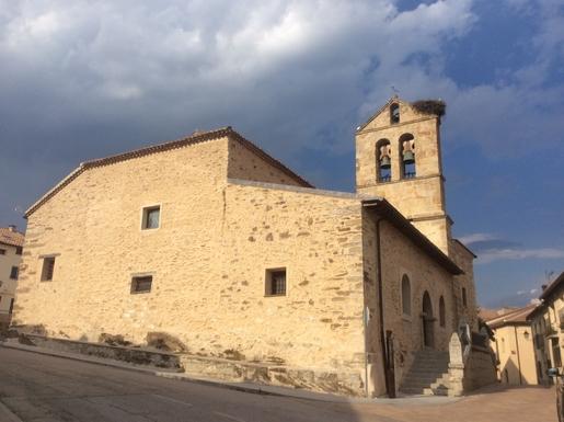 BoligBytte til,Spain,Montejo de la Sierra,Village church