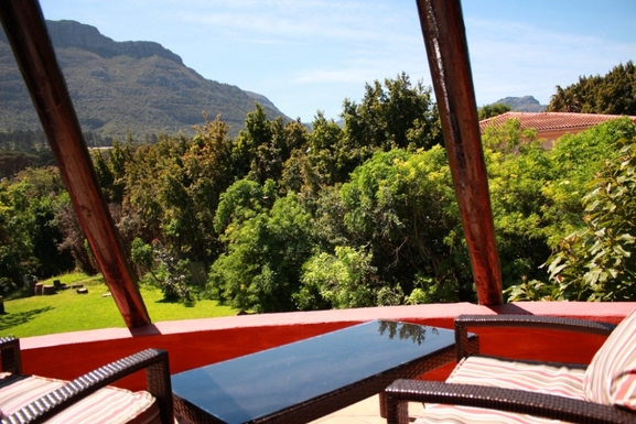 "BoligBytte til,South Africa,Hout Bay / Cape Town,View from the ""Hippo"" balcony"