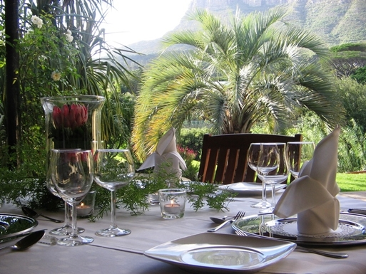 BoligBytte til,South Africa,Hout Bay / Cape Town,Dinner with a view