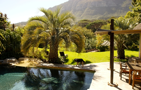 BoligBytte til,South Africa,Hout Bay / Cape Town,View from the terrace
