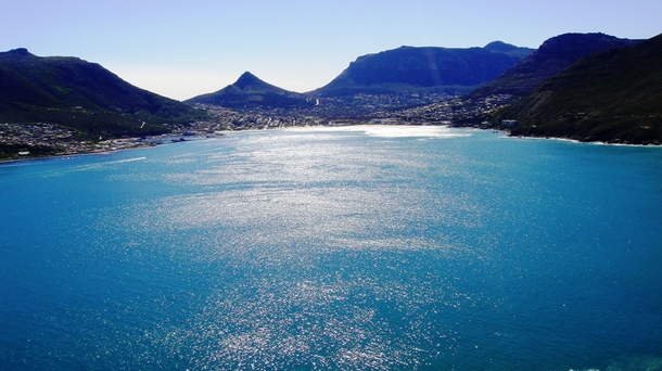 BoligBytte til,South Africa,Hout Bay / Cape Town,View of Hout Bay from Chapman's peak