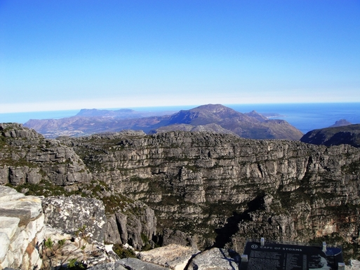 BoligBytte til,South Africa,Hout Bay / Cape Town,On Top of Table Mountain - 1064 meter