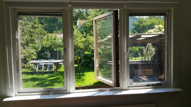 BoligBytte til,Sweden,Stockholm,Morning view, master bedroom