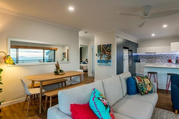 Home exchange in,Australia,MOOLOOLABA,Dining