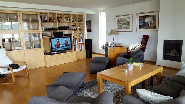 BoligBytte til,Norway,Lier,Livingroom