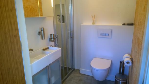 BoligBytte til,Netherlands,Austerlitz , 60km SE of Amsterdam,Bathroom art studio