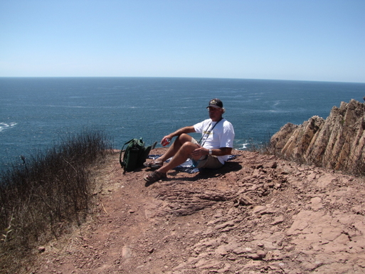 BoligBytte til,Mexico,Mazatlan,Hike and picnic at the top of Deer Island