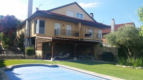 Scambi casa in: Spagna,Collado Mediano, Madrid,CASA COMODA Y TRANQUILA, SIERRA DE MADRID,Immagine dell'inserzione per lo scambio di case