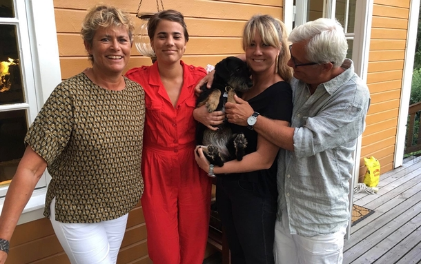 BoligBytte til,Sweden,Stockholm, 8k, N,Guinness the dog, will not be part of the exchange