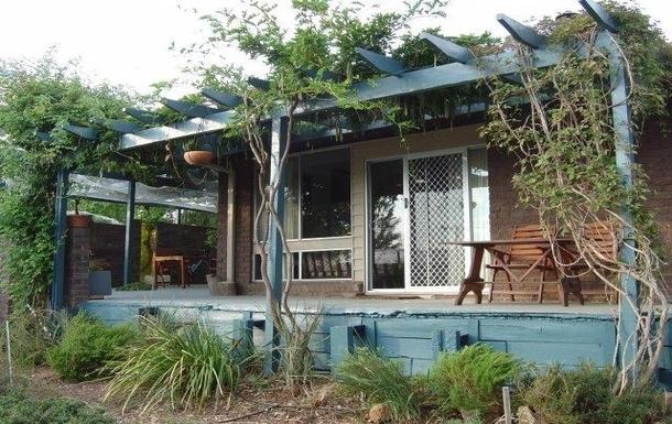 Home exchange in,Australia,FLYNN,Back Verandah