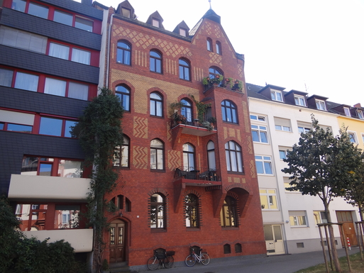 Home exchange in Germany,Koblenz, Rheinland-Pfalz,Quiet apartment close to historic  Old Town,Home Exchange & Home Swap Listing Image