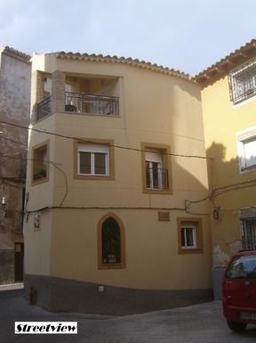 Scambi casa in: Spagna,Moratalla, Murcia,Fully modernized historic house in old town,Immagine dell'inserzione per lo scambio di case