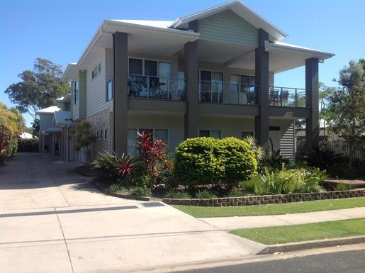 Home exchange in,Australia,Hervey Bay,Pulgul street frontage