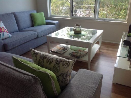 Home exchange in,Australia,Hervey Bay,Lounge room (upstairs)