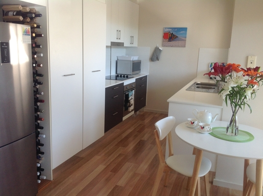 Home exchange in,Australia,Hervey Bay,Kitchen and dining