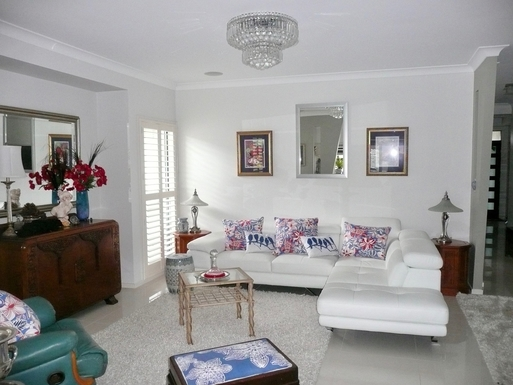 Home exchange in,Australia,BANKSIA BEACH,Sitting Room