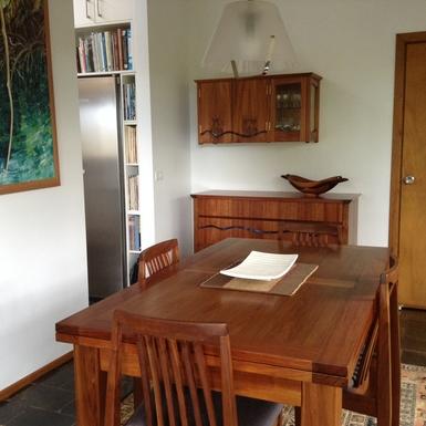 Home exchange in,Australia,WOOLGOOLGA,Dining room