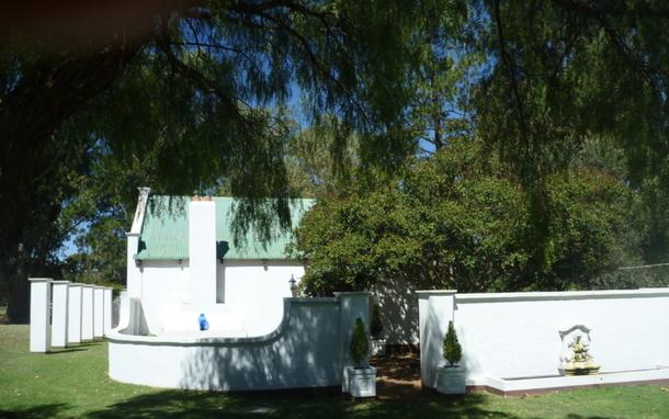 BoligBytte til,South Africa,Lyttleton,Farm Cottage Entrance
