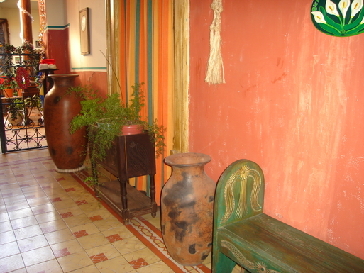 BoligBytte til,Mexico,Uruapan,the entry hall