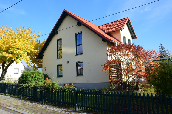 Bostadsbyte i Tyskland,Erfurt, Thüringen,Germany-Erfurt - cosy house with private pool,Home Exchange Listing Image