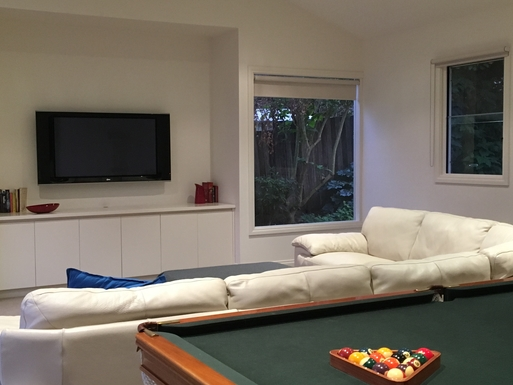 Home exchange in,Australia,Queenscliff,Family room