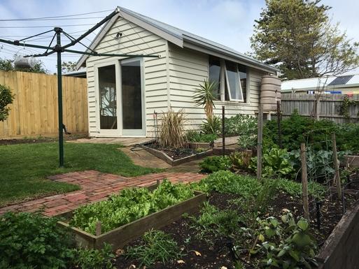 Home exchange in,Australia,Queenscliff,Veggie garden and shed