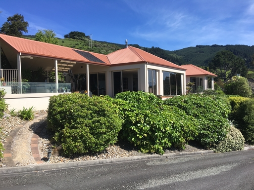 Our gorgeous home in Sunny Nelson