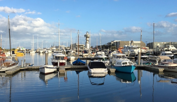 Home exchange in,Australia,Queenscliff,Queenscliff harbour