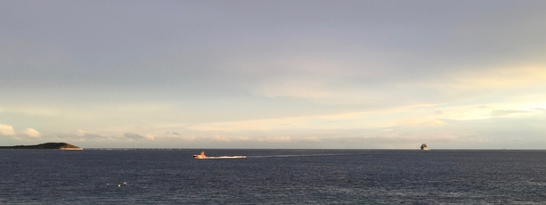 Home exchange in,Australia,Queenscliff,Port phillip Heads with pilot boat from our beach