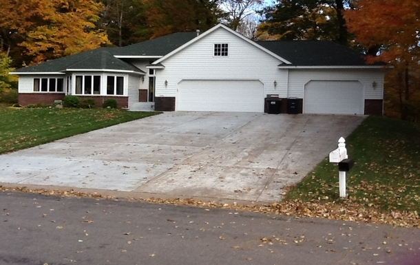 BoligBytte til USA,Forest Lake, Minnesota,Twin Cities Minnesota USA suburban home,Boligbytte billeder