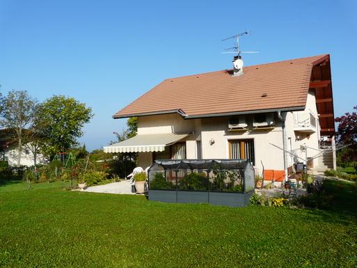 vue de la pelouse sud (terrasse)