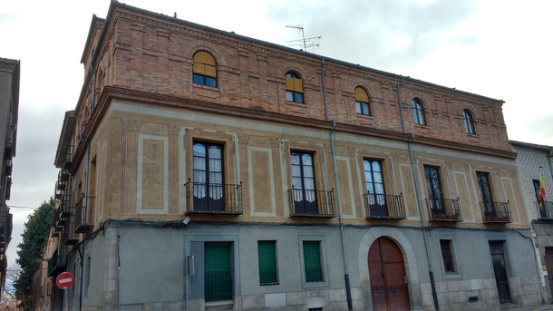 Bostadsbyte i Spanien,Segovia, España/Segovia/Castilla y León,We live  in a building located in the Histori,Home Exchange Listing Image