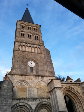 BoligBytte til,France,La Charite-sur-Loire,View from the dining windows of 1100s tower