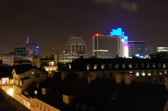 BoligBytte til,Belgium,Brussel,View from roof deck