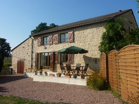 BoligBytte til,France,St Mathieu,L'Hirondelle Gite (French rural holiday home)