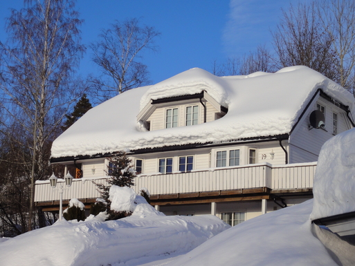 BoligBytte til,Norway,Oslo, 35k, SW,Beautiful wintertime