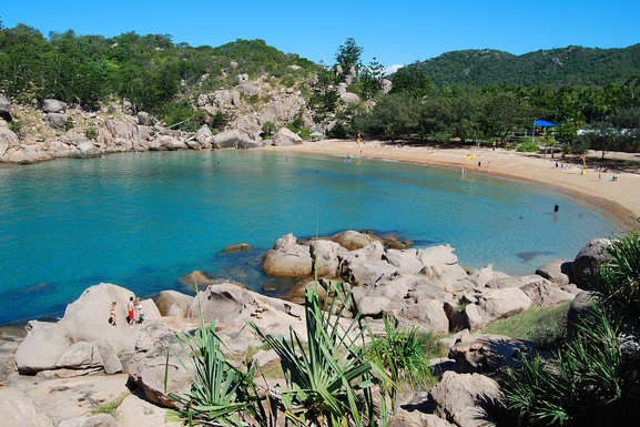 BoligBytte til,Australia,Magnetic Island,Beautiful Beachfront Magnetic Island