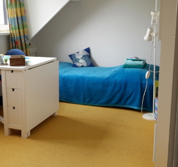 BoligBytte til,Netherlands,Houten,Room in the attic